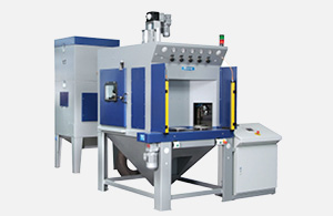 SIGG Rotary table blasting systems
